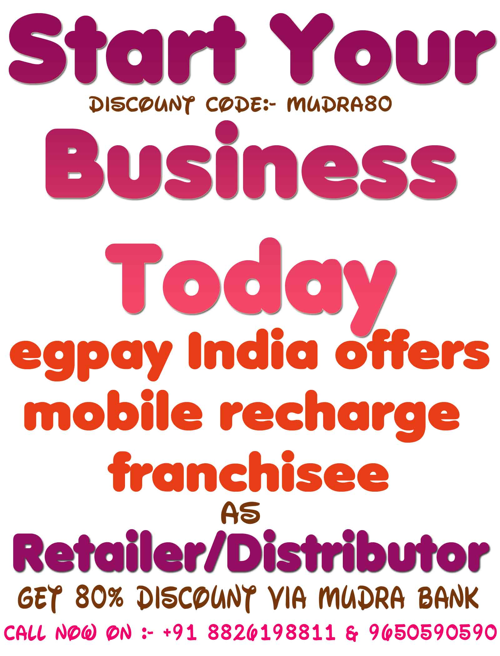 Mudra Bank provides opportunity to start your own business